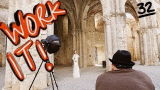 Bridal Photo Shoot in Italy- JB Sallee Workshop