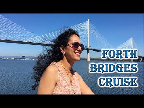 Forth Bridges Cruise Edinburgh- The Best Experience Ever