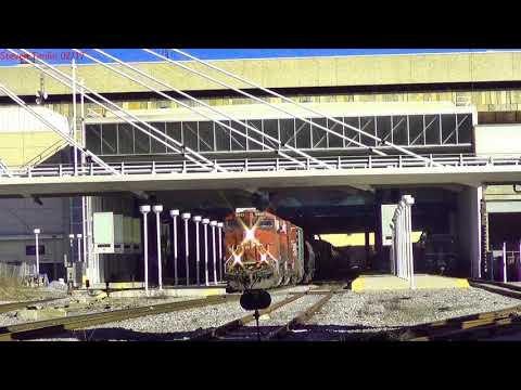 CP passing through the Milwaukee Intermodal station HD