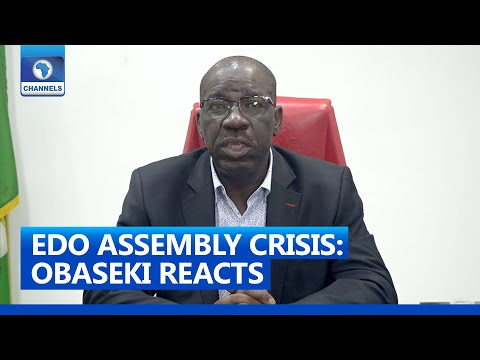 'I Am Leaving What I Have Laboured For', Shuaibu Speaks On APC Exit from YouTube · Duration:  11 minutes 25 seconds