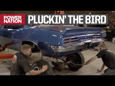 Stripping A 1969 Firebird 400 To Begin A Trans-Am Tribute Build - MuscleCar S3, E11