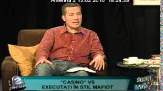"""FILMUL SAU VIAȚA?"", CU VLAD HOGEA (13 febr. 2010)"