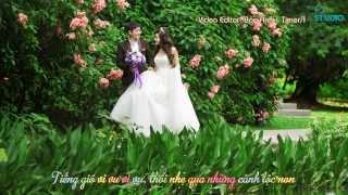 Cổ Tích Tình Yêu - Mai Tròn ft Minh Vương M4U [Video Lyrics / Kara]