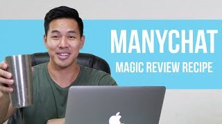 ManyChat | Amazon Reviews = Facebook Bots + Facebook Ads + Zonpages