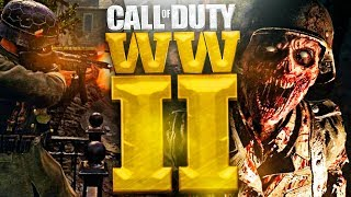 ARMAS LEGENDARIAS, ZOMBIES DIFICILES, EVENTOS Y MAS EN CALL OF DUTY: WW2