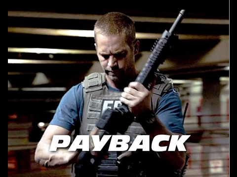 Fast & Furious 7 - Payback (Music Video)