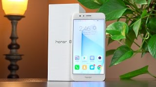 Honor 8: Unboxing & Review
