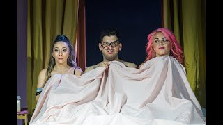Three in the Bed the OUTRAGEOUS new musical (FULL SHOW)