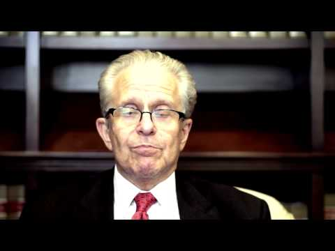 SCOTUSblog on camera: Laurence H. Tribe (Part two) Case law