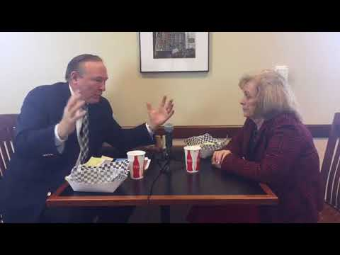 Live Lunch Episode 8: Gayle Ruzicka of Eagle Forum