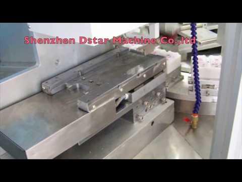 customized automatic multi color pad printing machine