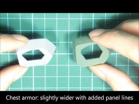 Review: Akohobby 1/100 Zaku II Ver. 2.0 Plastic Conversion Set
