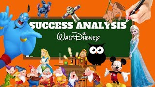 SUCCESS ANALYSIS: THE WALT DISNEY COMPANY | ALL YOU NEED TO KNOW
