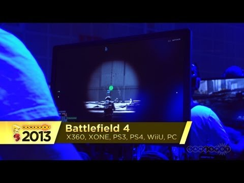Battlefield 4 - 13 Minutes of Multiplayer on Shanghai at E3