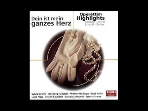 Adolf Dallapozza & Teresa Stratas - Schenkt man sich Rosen in Tirol 432 Hz