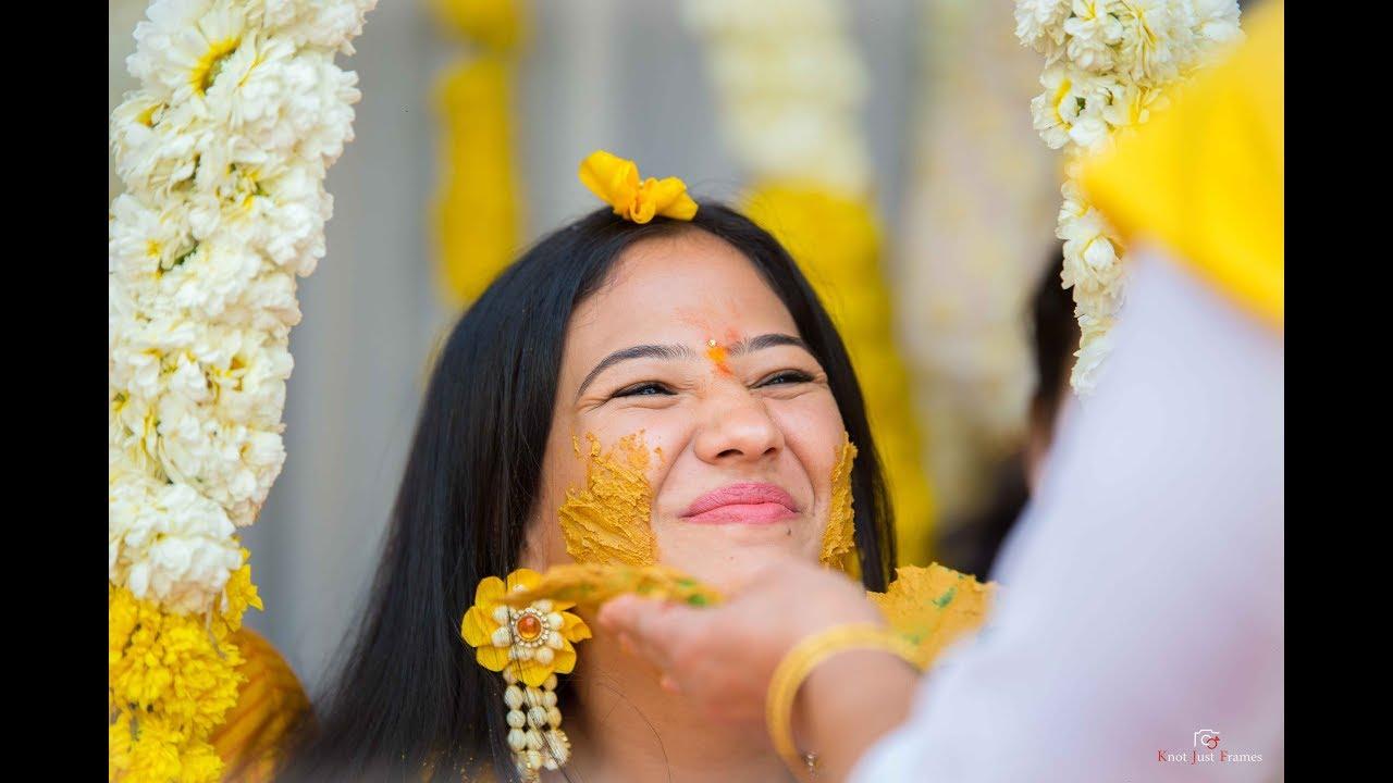 Shivangi & Ajinkya Wedding Teaser