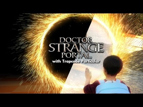 Red Giant TV Episode 110: Creating a DOCTOR STRANGE Portal (w/ Action Movie Kid)