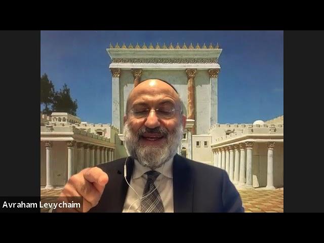 Viduy - R. Avraham Levychaim