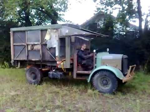 Ambulance For Sale >> Austin K2/Y Ambulance 1939.mp4 - YouTube
