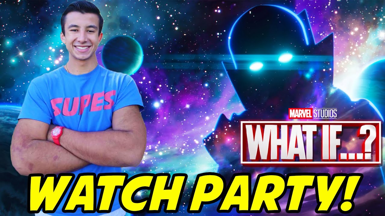 Download WHAT IF? EPISODE 7 WATCH PARTY!