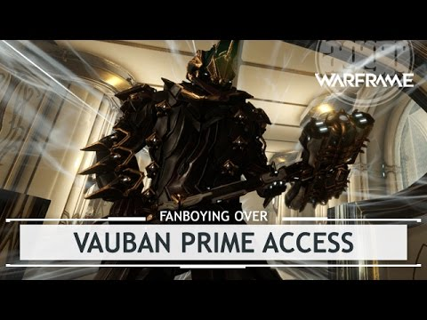 Vauban Prime Access & All You Need To Know (Warframe) by Iwoply