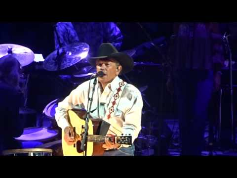 George Strait - I Can Still Make Cheyenne, live at T-Mobile Arena Las Vegas, 29 July 2017