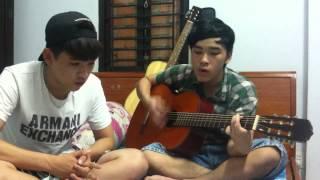 Tình yêu lạ kỳ guitar - Kai Doan , Cong Pham