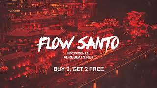 "🔥 ""FLOW SANTO"" Pista de Trap Uso Libre | (PROD. X AERE BEATS) X HIP-HOP FREE BEAT 2019"