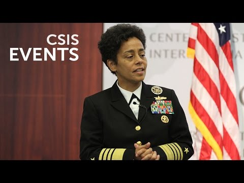 Military Strategy Forum: Admiral Michelle J. Howard on the Cyber Cold War