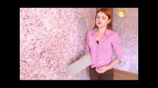 видео Отделываем стены