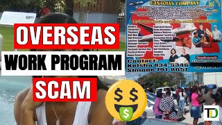 Over a HUNDRED Persons SCAMMED in CHRISTIANA Manchester - Teach Dem