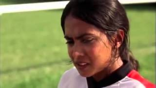 Bend it Like Beckham feet scene