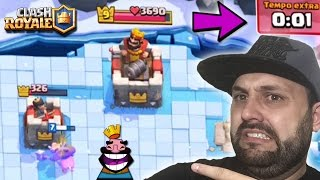 The CLASH ROYALE is the MOST EXCITING GAME in the WORLD
