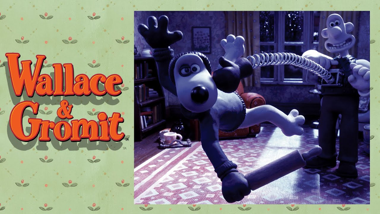 Wallace & Gromit's Cracking Contraptions - The Bully Proof Vest - Wallace & Gromit's Cracking Contraptions - The Bully Proof Vest