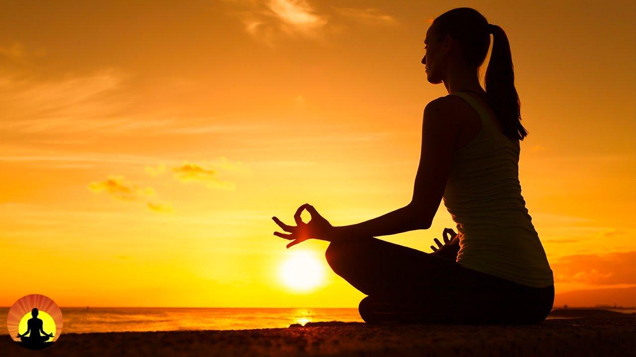 Meditation Music, Yoga Music, Sleep Music, Yoga Workout, Zen, Relaxing  Music, Study, Yoga, ☯3663 - YouTube