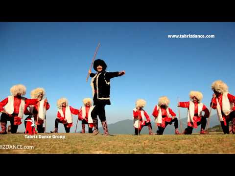 رقص آذری خان
