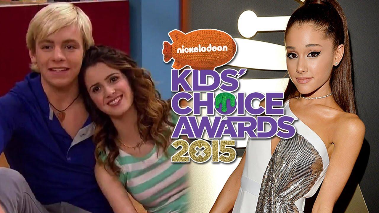 2015 Kids Choice Awards Nominations Ariana Grande Taylor Swift