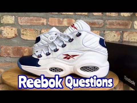 """Reebok Question Mid """"Blue Toe"""" review"""
