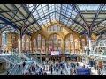 London Liverpool Street Railway Station