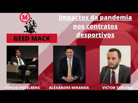 WEBINAR: IMPACTOS DA PANDEMIA NOS CONTRATOS DESPORTIVOS