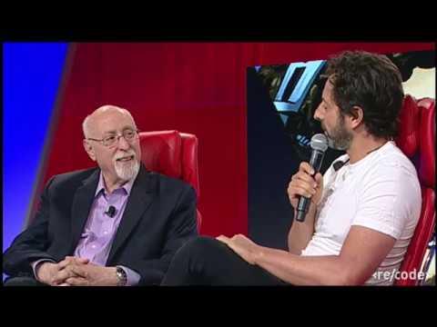 Sergey Brin – Self Driving Into the Future (2014)