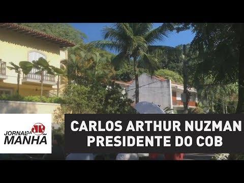 Carlos Arthur Nuzman, presidente do COB, é preso pela PF