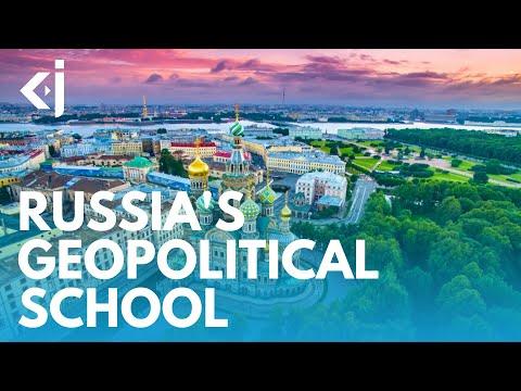 RUSSIA'S GEOPOLITICAL SCHOOL - KJ Vids