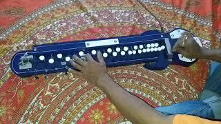 (Bhojpuri Song) Ja Re Chanda Le Awa Khabariya Song Cover On Banjo