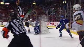 Vegas Golden Knights - Vancouver Canucks - September 17, 2017 | Game Highlights | NHL 2017/18