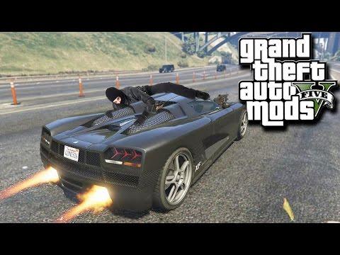 GTA 5 Mods - Criminals Mod! (Grand Theft Auto 5 PC Mods)