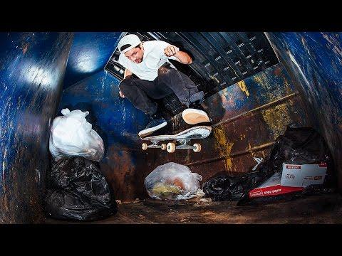 """Jordan Sanchez's """"The Dumpster Part"""""""