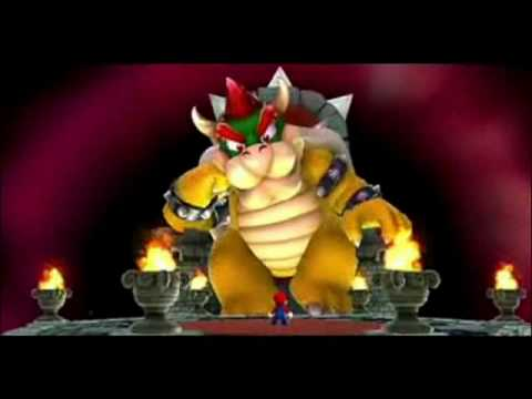 All Bowser Final Battle Themes