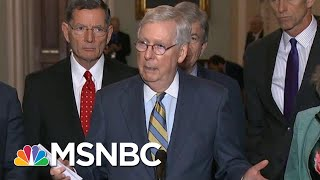 Republicans Dodge Questions About Substance Of Trump's Ukraine Misconduct | The Last Word | MSNBC