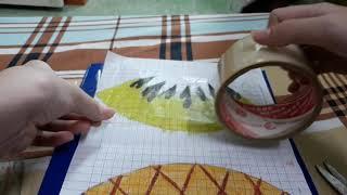 Cách làm squishy giấy 3d cây kem ốc quế phần2 _Ngọc Thủy Channel